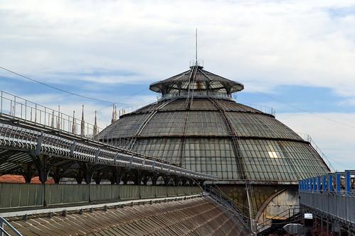 Milano - Tetto della Galleria