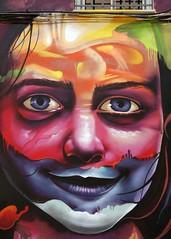 Malaga Graffiti 2007 / 2017