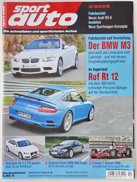 Image of sport auto 2/2008