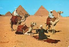 Egypt - Pyramids