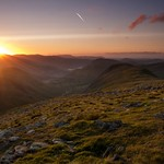 Thornthwaite Sunset