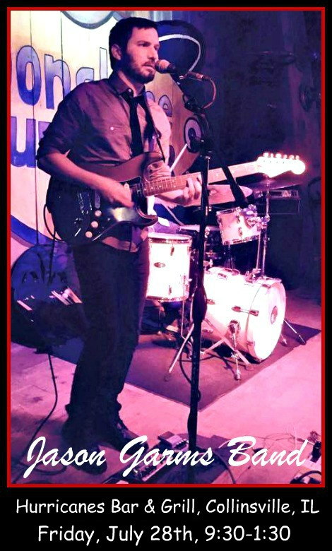 Jason Garms Band 7-28-17