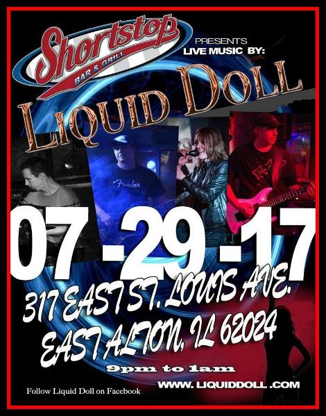 Liquid Doll 7-29-17