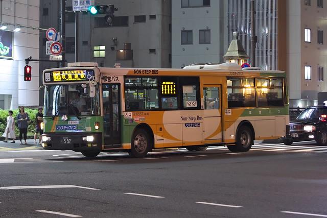2017/06/20 東京都交通局 K557