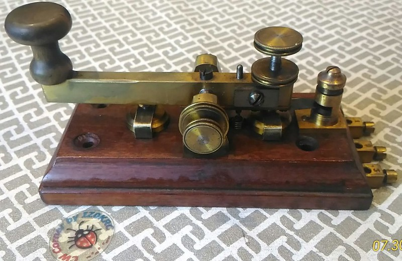 Swiss Multicurrent Morse key - 133245_1_p