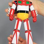 海洋堂 Sofubi Toy Box Hi-lLINE004 最新作「蓋特1號」 好評續推!ソフビトイボックス  ゲッター1