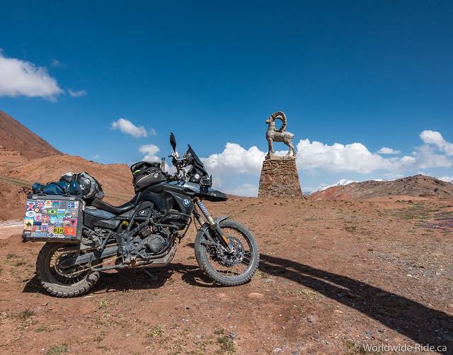 Tajik Kyrgy Border-13