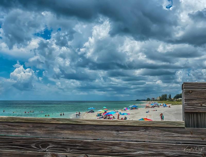 Venice Beach Florida - From the Pier (Explore)