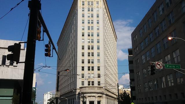 Wedge Building