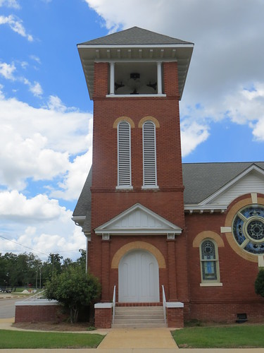 First Baptist Tower Headland AL