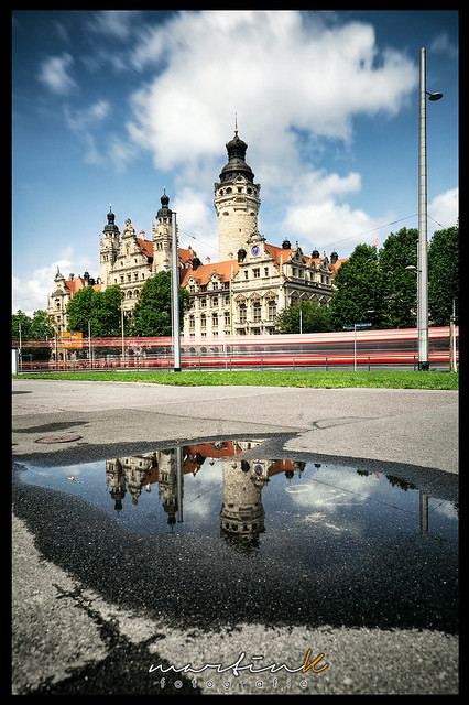 Neues Rathaus - Stadt Leipzig