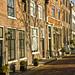 Amanecer en Edam (Holanda)