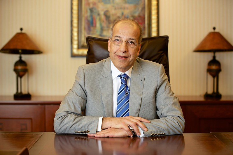 Saddek Omar El Kaber_Chairman of Bank ABC