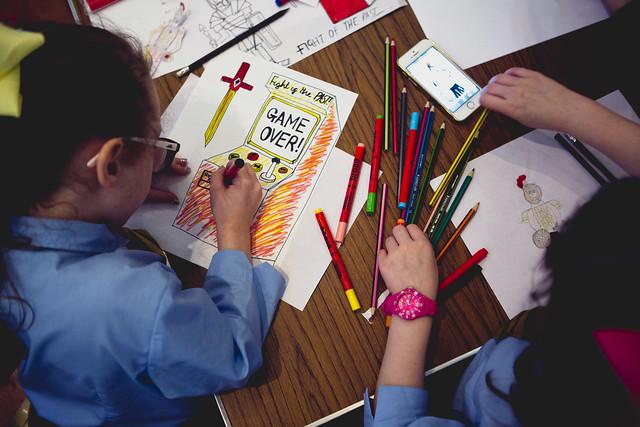 Schools Visual Arts Day