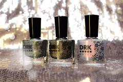 Mini Swatches da Coleção Disco & Dance DRK Nails