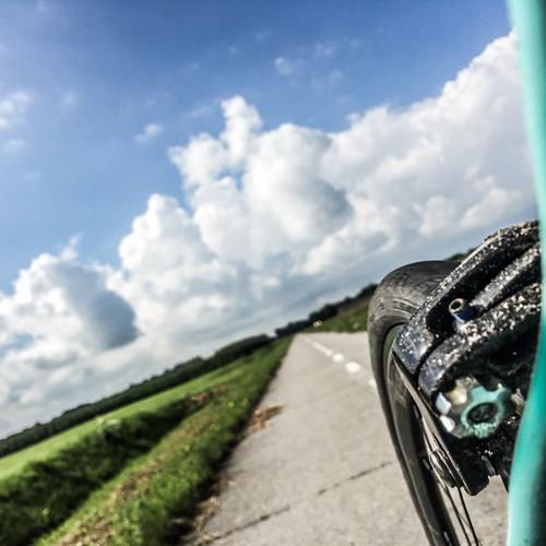 Sunday ride, 81km, 29,9km/h avg