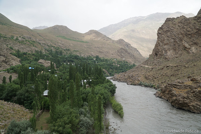 Tajik Pamir-96