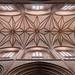 Lüneburg: Gewölbe im Mittelschiff der St. Nicolai-Kirche - Vault in the central nave of St. Nicholas' Church by riesebusch