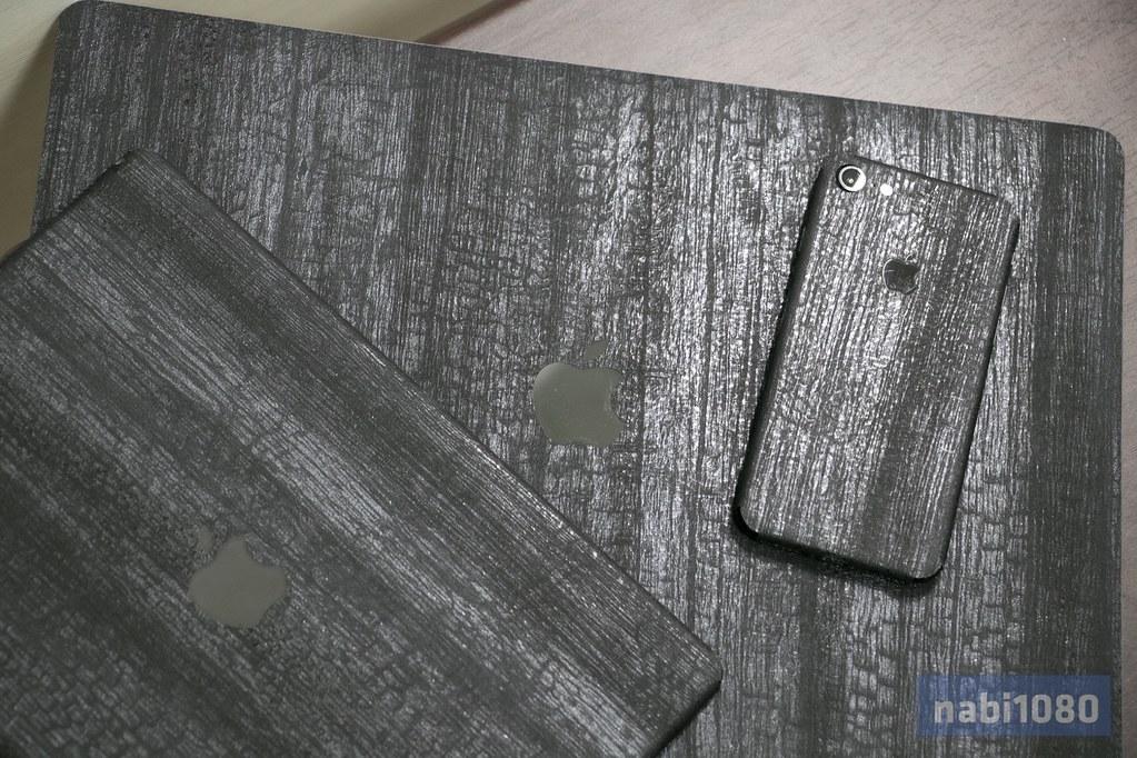 dbrand スキンシール iPhone iPad MacBook Pro32