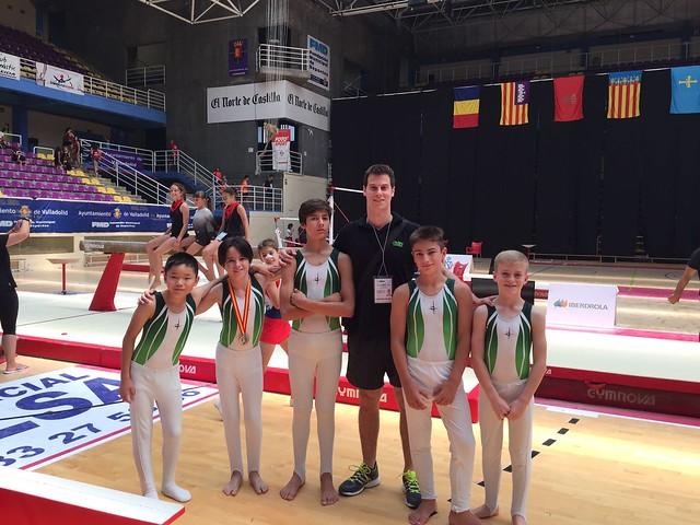 Campionat d'Espanya de GAM i GAF Valladolid 2017