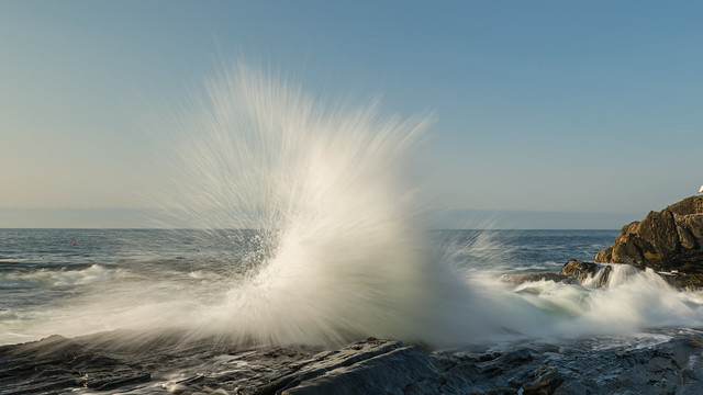Atlantic Ocean Spray