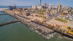 Absecon Inlet Seawall