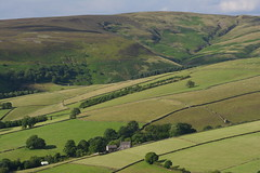 Leygateshead Moor, Peak District National Park, Derbyshire, England.