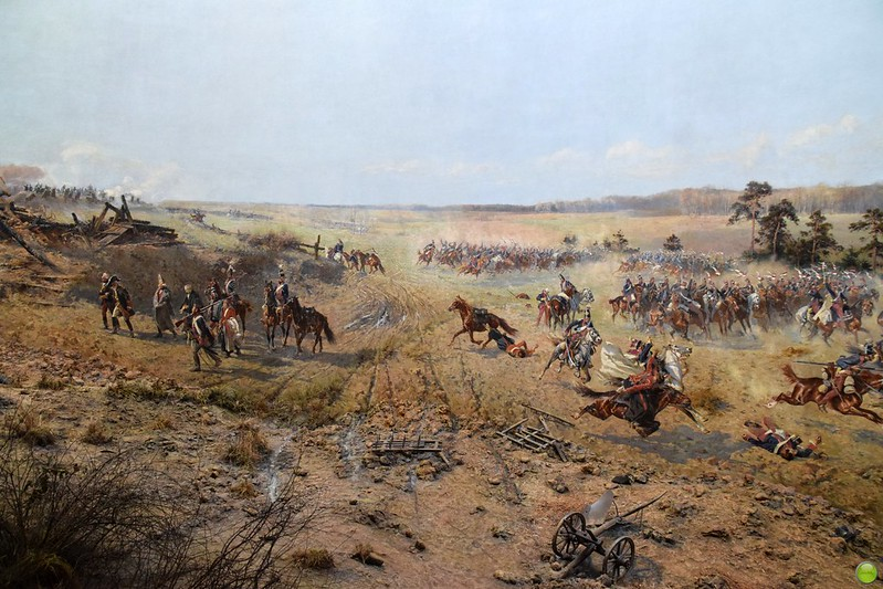 Panorama of the Battle of Racławice (4/11)