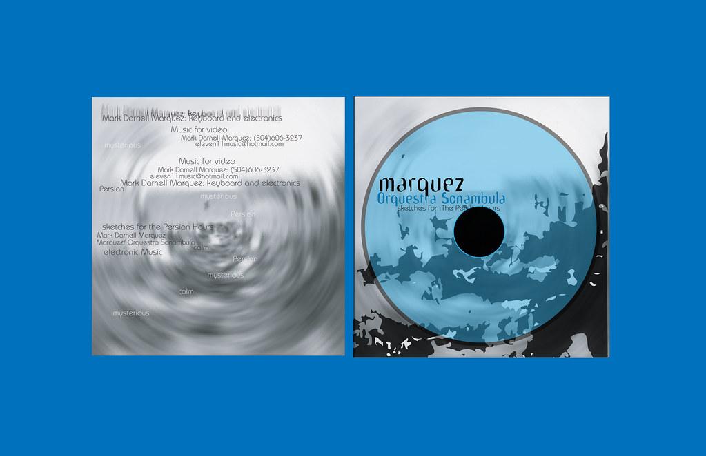 Andrew Marquez, Album Graphics, Print Graphics, Brand Identity, Brand Design, Event Design, Event Graphics, Rebecca Pons, BECCA, BECCA Studio, Print Design, Graphic Design