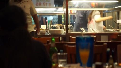 dinner in Jackson Heights