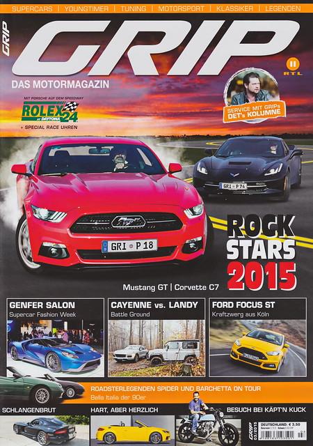 GRIP - Das Motormagazin 3/2015