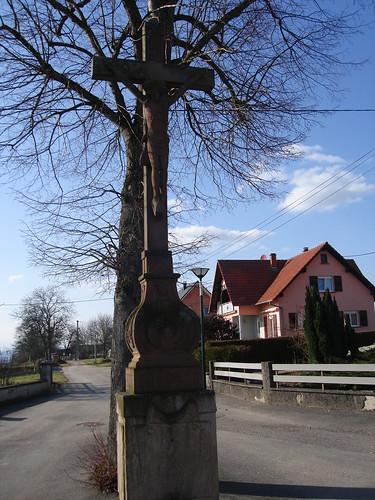 Croix 1 à Oberlauterbach
