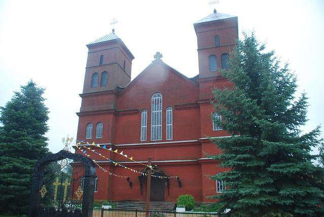 Church in Prazorki