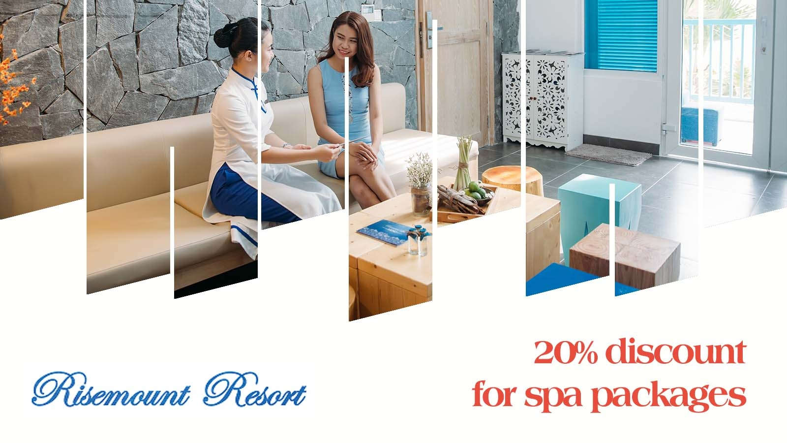 Risemount Resort – 20% discount for spa packages2