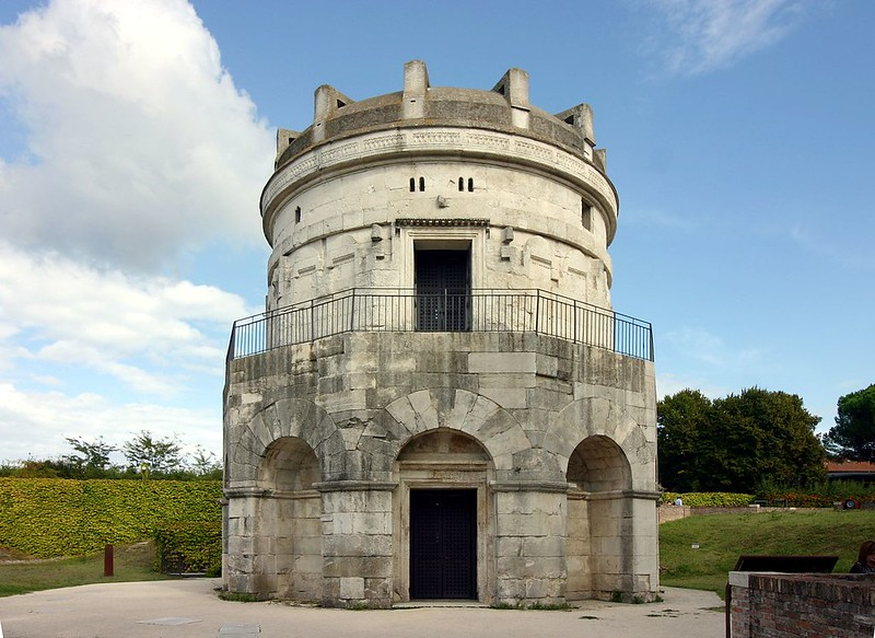 Mausoleum of Theodoric the Great, King of Ostrogoths