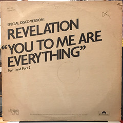 REVELATION:YOU TO ME ARE EVERYTHING(JACKET A)
