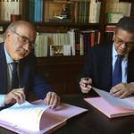 Firma de Convenio con el Centro de Estudios Políticos y Constitucionales (CEPC)