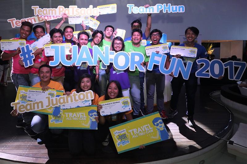 Juan for Fun 2017