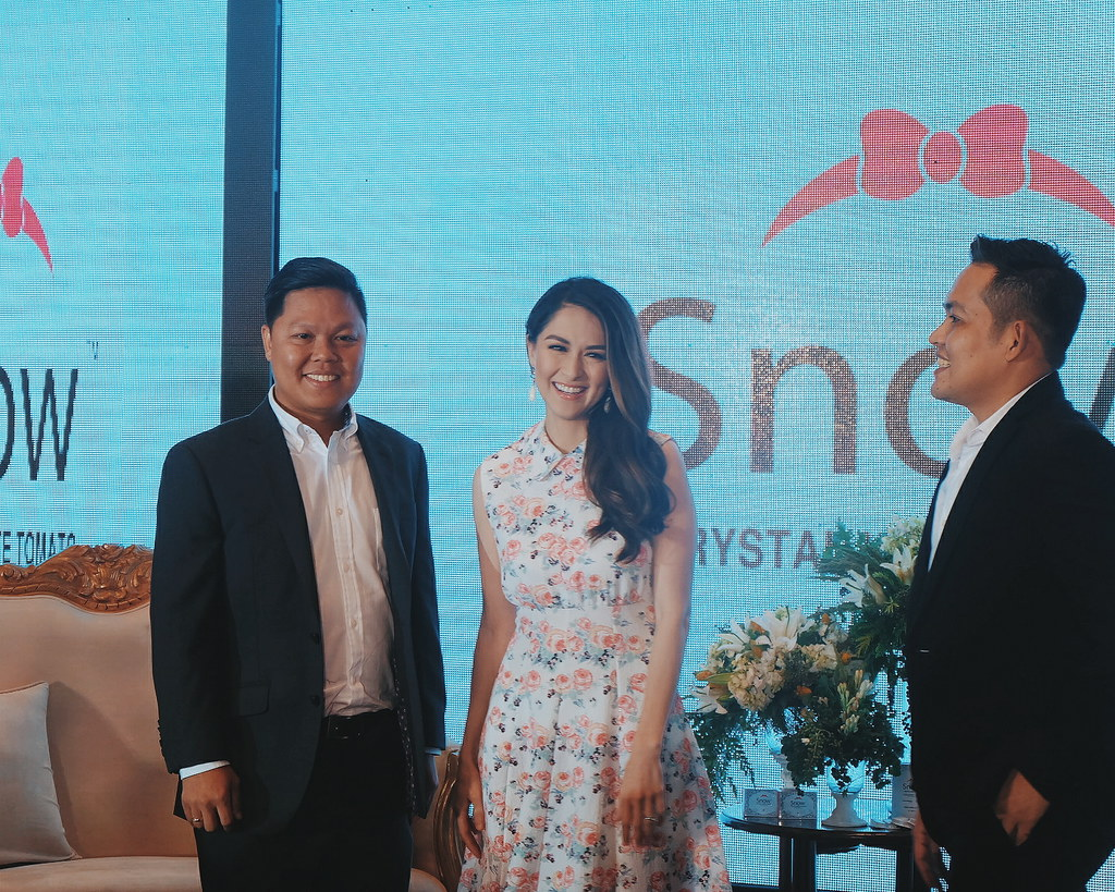 Marian Rivera for Snow Crystal White Tomato
