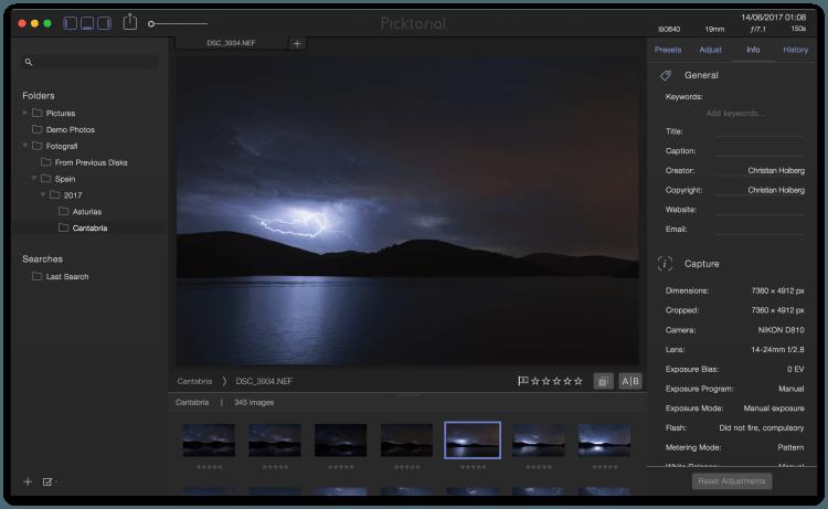 picktorial - Picktorial – Phần mềm xử lý ảnh hoàn toàn mới