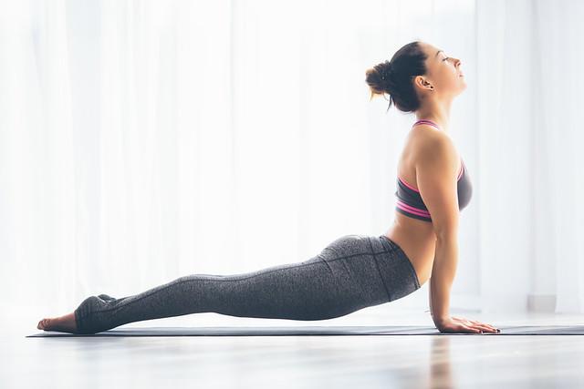 Yoga Post-Run