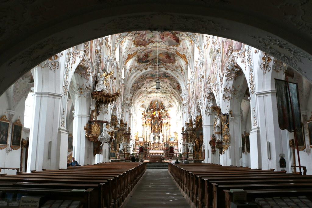 Chiesa parrocchiale della Natività di Maria, Rottenbuch