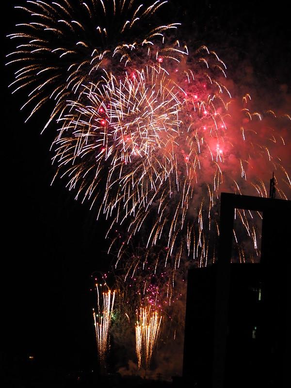 石巻川開き祭り 花火大会