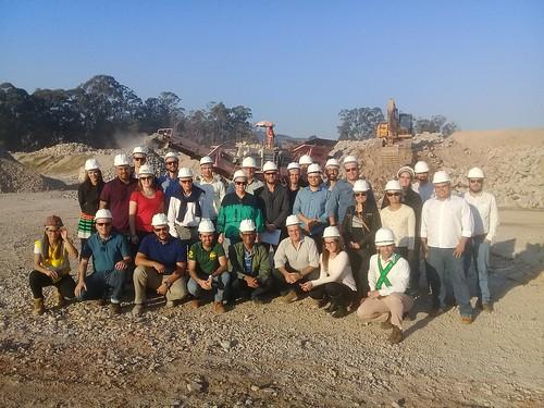 13ª edição do curso de Gestão Integrada de RCD e Operação de Usina de Reciclagem de Entulho