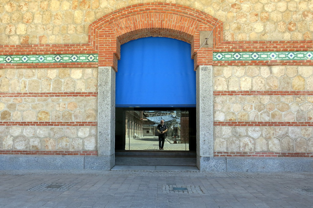 Madrid, por el Paseo de la Chopera