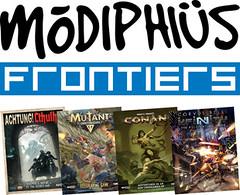 Juegos de rol de Modiphius