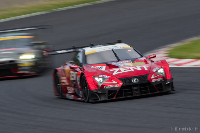 SUPER GT Official Test at Suzuka Circuit 2017.7.1 (113)