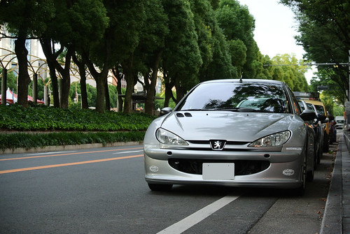 Peugeot 206 Maxi