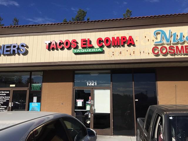 Tacos El Compa Taqueria