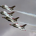 2017 USAF Thunderbirds by ijpears